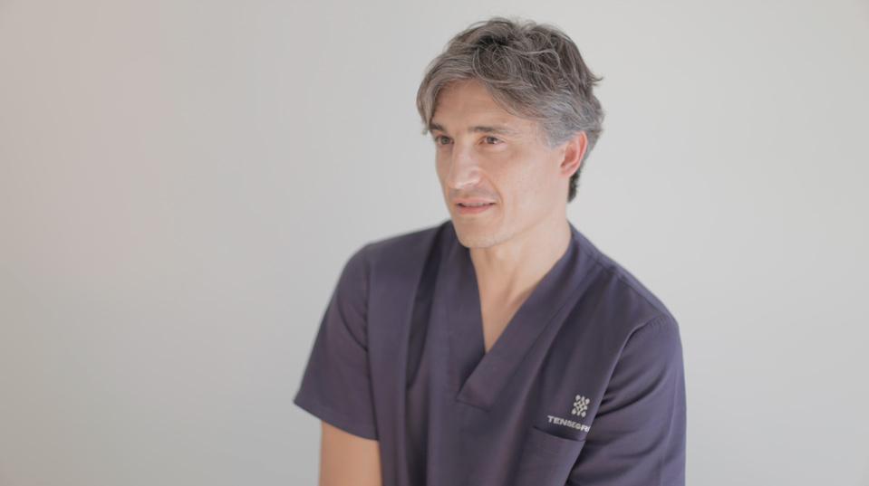 Fisioterapeuta Fernando Galán