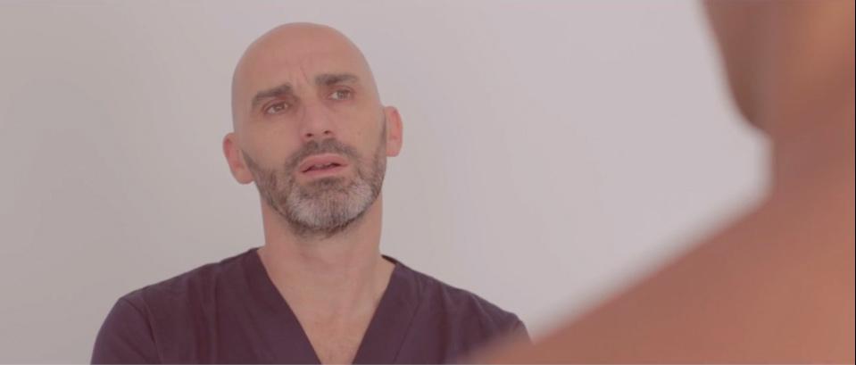 Fisioterapeuta Raúl Martínez